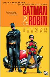 Couverture Batman Reborn - Batman & Robin, tome 1