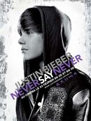 Affiche Justin Bieber : Never Say Never