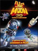 Affiche Fly me to the moon