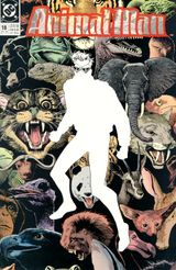 Couverture Deus Ex Machina - Animal Man, tome 3