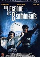 Affiche La Légende des 8 samouraïs