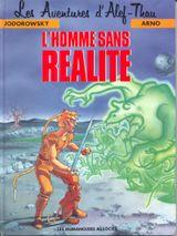 Couverture L'Homme sans réalité - Alef-Thau, tome 6
