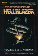 Couverture Hellblazer : Toutes ses machines