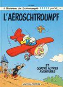 Couverture L'Aéroschtroumpf - Les Schtroumpfs, tome 14