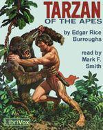Couverture Tarzan, seigneur de la jungle