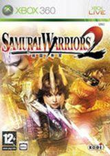 Jaquette Samurai Warriors 2