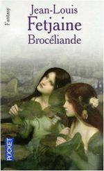 Couverture Brocéliande - Le Pas de Merlin, tome 2