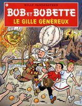 Couverture Le Gille généreux - Bob et Bobette, tome 297