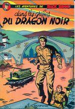 Couverture Dans les griffes du Dragon Noir - Buck Danny, tome 5