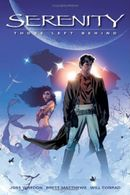 Couverture Those Left Behind - Serenity, tome 1