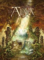 Couverture Âmes soeurs - Les Arcanes d'Alya, tome 2