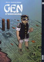 Couverture Gen d'Hiroshima, tome 8