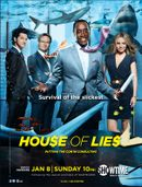 Affiche House of Lies