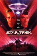 Affiche Star Trek V : L'Ultime Frontière