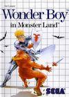 Jaquette Wonder Boy in Monster Land