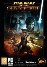Jaquette Star Wars : The Old Republic
