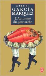 Couverture L'Automne du patriarche