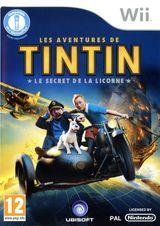Jaquette Les Aventures de Tintin : Le Secret de la Licorne