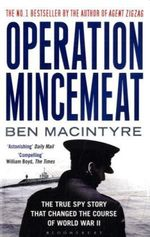 Couverture Operation Mincemeat