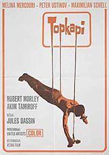 Affiche Topkapi