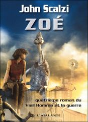 Couverture Zoé - John Perry, tome 4