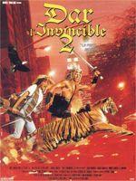 Affiche Dar l'Invincible 2 : La Porte du temps