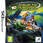 Jaquette Ben 10 : Galactic Racing