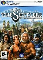 Jaquette The Settlers : Bâtisseurs d'Empire