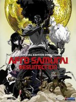 Affiche Afro Samurai : Resurrection