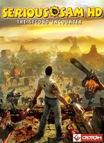 Jaquette Serious Sam HD : The Second Encounter