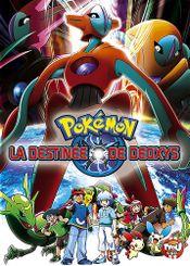 Affiche Pokémon 7 : La Destinée de Deoxys