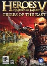 Jaquette Heroes of Might and Magic V : Tribes of the East