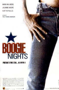 Affiche Boogie Nights