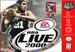 Jaquette NBA Live 2000