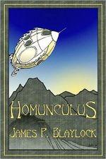 Couverture Homunculus