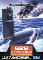 Jaquette 688 Attack Sub