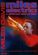 Affiche Miles Electric: a Different Kind of Blue
