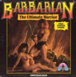 Jaquette Barbarian: The Ultimate Warrior