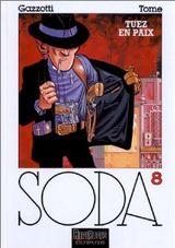 Couverture Tuez en paix - Soda, tome 8