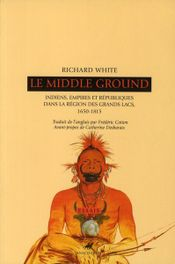 Couverture Le Middle Ground