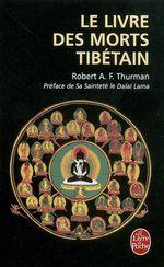Couverture Le livre des morts tibétain