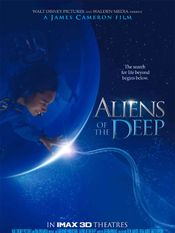 Affiche Aliens of the Deep