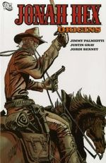 Couverture Jonah Hex: Origins