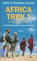Couverture Africa Trek, tome 1