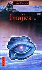 Couverture Imajica