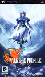 Jaquette Valkyrie Profile : Lenneth