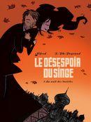 Couverture La Nuit des lucioles - Le Désespoir du singe, tome 1