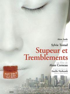 Affiche Stupeur et Tremblements