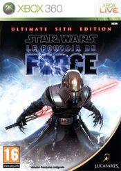 Jaquette Star Wars : Le Pouvoir de la Force - Ultimate Sith Edition