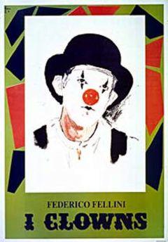 Affiche Les Clowns